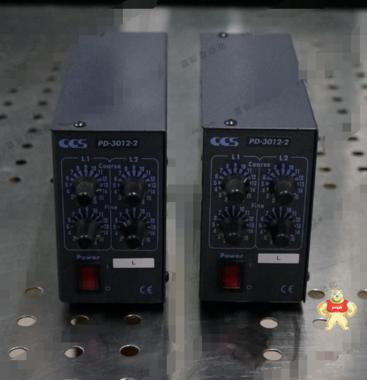 拆机 原装日本CCS PD-3012-2 DC12V 2路LED光源控制器 成色好