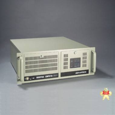 研华工业机箱IPC-610/300W电源4U19英寸上架工业级别610工控机