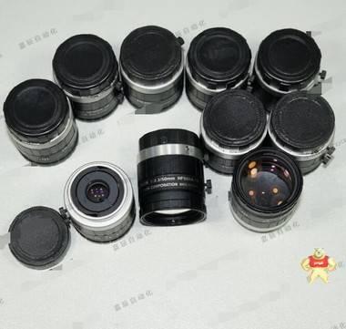 """二手FUJINON HF50HA-1B 50mm定焦工业镜头 2/3"""" 9成新以上"""