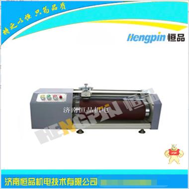 橡胶辊筒磨耗试验机