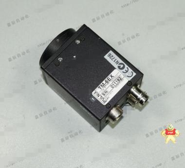 [二手] PULNIX TM-6EX 黑白CCD工业相机 1/2 PAL 8成新