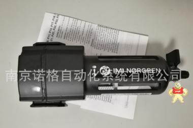 IMI NORGREN诺冠原装正品 F74G-2GN-QP1滤器 一级代理