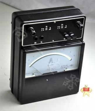 上海厂家T19-V携带式精度0.5级张丝支承测量方法标准指针电力仪表
