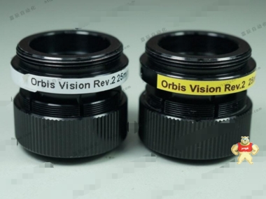 二手Orbis Vision Rev.2 25mm/f3.5 I=272mm 定焦25mm工业镜头2/3