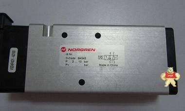 NORGREN 电磁阀V62C511A-A2,V62C511A-A213J V62C511A-A219J特价