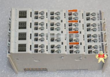 BECKHOFF KL9187 电位分配端子模块 外观超新