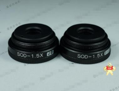 [二手]MORITEX SOD-1.5X SOD-X系列高倍率远心镜头后置变换镜