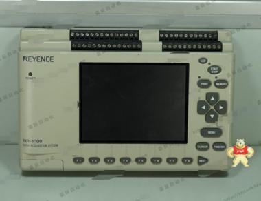 二手 KEYENCE NR-1000 温度采集器