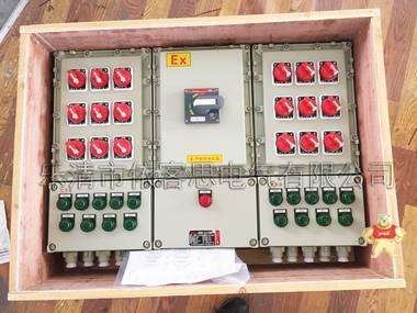 bXK53防爆户外操作控制箱