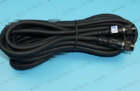 原装DAITRON 12芯工业相机连接线 HRS广濑12针 卡口 公母头 5米