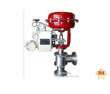 厂家专业生产ZXQ气动三通合流调节阀(图)质量优质