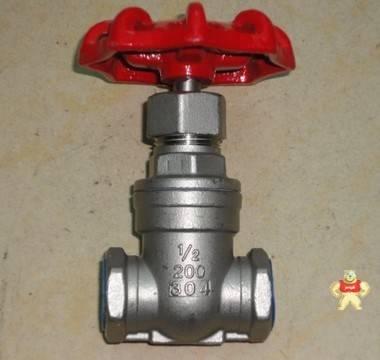 质量优质Z15W不锈钢丝口闸阀(图)厂家直销低价批发