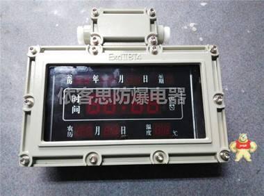 BSZ20100防爆电子万年历厂家