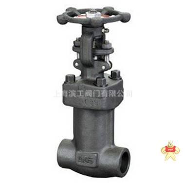 厂家直销WJ11H锻钢波纹管截止阀(图)质量优质