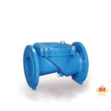 厂家直销HC44X橡胶瓣止回阀(图)低价批发质量优质