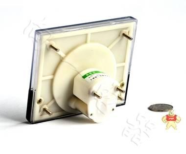 专业仪表59C2-V指针安装式方形面板90℃伏特测量仪表80V
