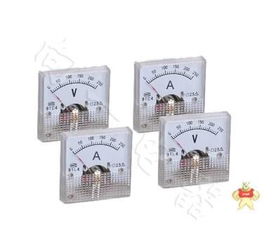 高品质91L4-V指针安装式AC直角90℃电压测量仪表是什么