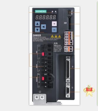 伺服系统IO连接器