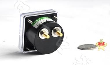 经济型BP50指针安装式方形直角九十度安培仪器电力仪表2500/5A
