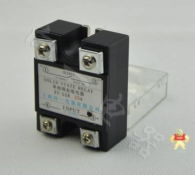 电子配电用XY50SSR1-60F小型直流控交流延时固体继电器上海厂家