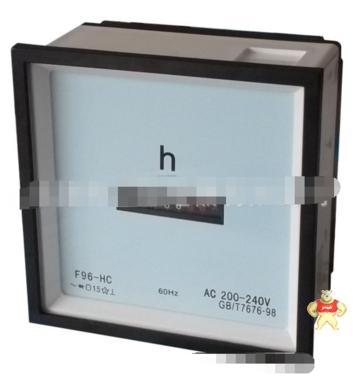 上海厂家F96-HC走字型船舶防尘相位表型号说明