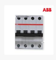 【ABB微型断路器】S204-C25; 10113691