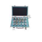15件装压力表接头组万用转换接头压力泵校验器校验台效验仪配件
