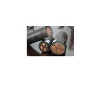 ZR-YC-3*95+1*35橡胶软电缆价格