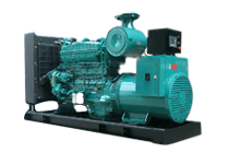 东风康明斯50KW柴油发电机组 62.5KVA全铜无刷发电机50千瓦全国联保
