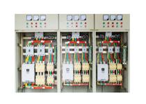 浙江乐清柳市 一用一备 一拖多台软起动柜 专业生产厂家+KVR-22