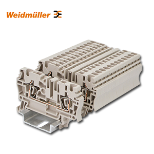 魏德米勒 接线端子弹簧式