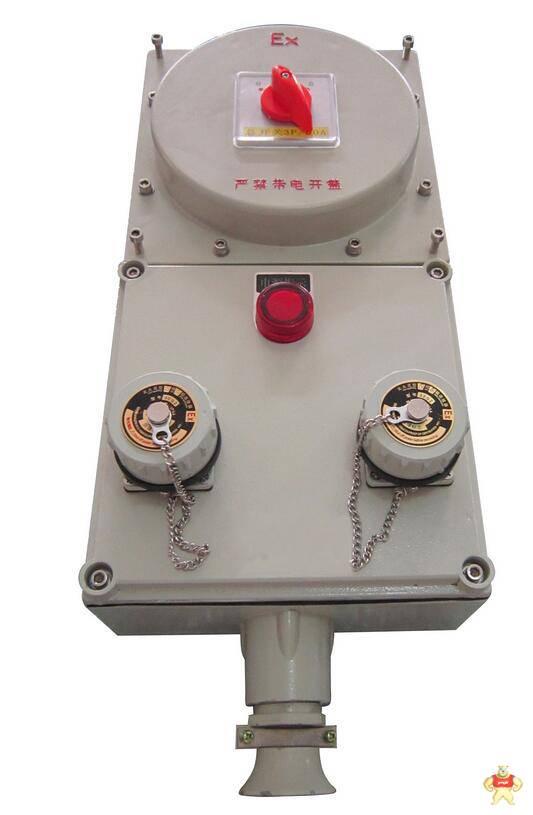 广隆防爆 防爆起停控制箱 BXQ-T防爆控制箱