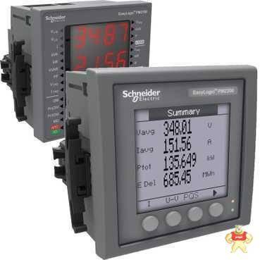 施耐德电能表PM2125C特价销售 施耐德,多功能表,电能表,电力参数测量仪,电流表