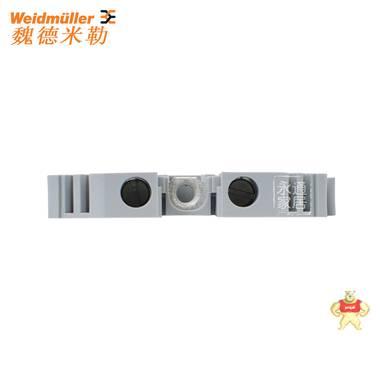 魏德米勒接线端子SAKDU4N 4mm2 1进1出导轨端子端子排欧式4平方灰