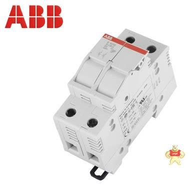 ABB熔断器底座E92/32可完全替代施耐德DF6-AB10 DF101