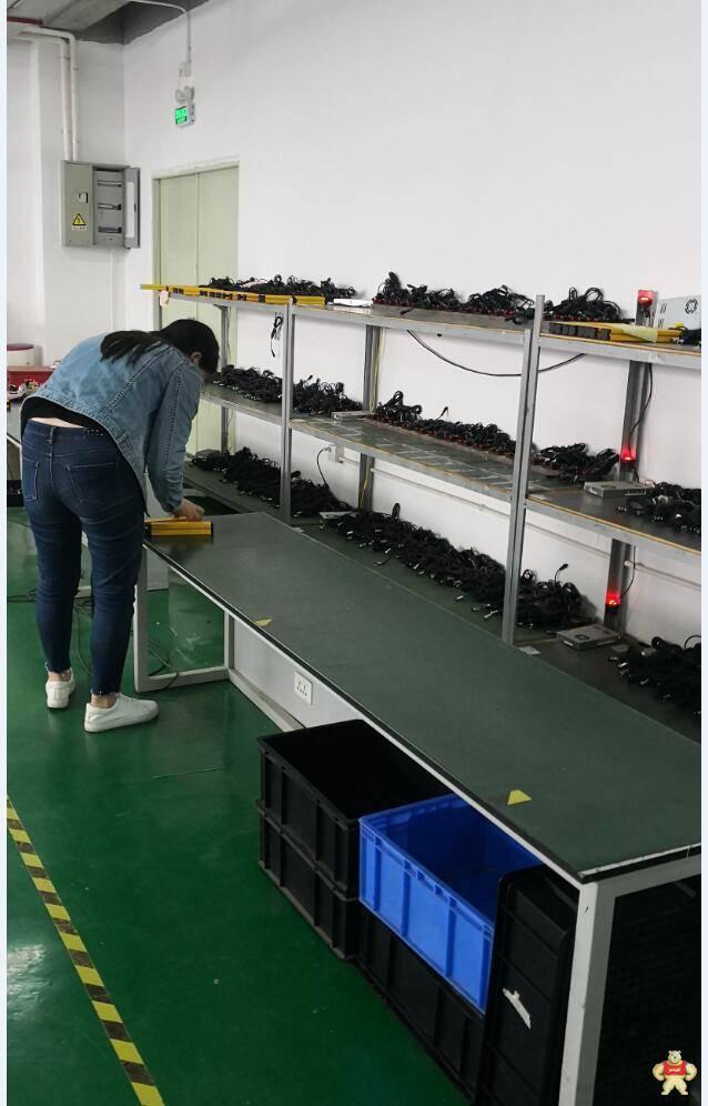 sunza 高速测量光幕光栅 外观尺寸测量 高度测量 纸箱测尺寸量 16光轴 测量光栅,高速测量,尺寸测量,外观测量,高度测量