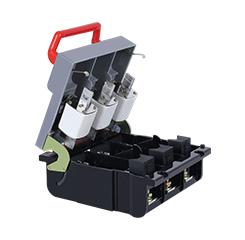 德力西 HR6系列 熔断器式三相380v3P 400A刀闸刀开关隔离熔断闸刀
