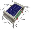 大为智通晶体管输出的无线io连接plc输入远程工业无线控制电机 dw-j31-0016-t2