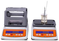 多功能密度计固体/液体两用测试仪电子固液两用密度计高精度比重仪粉末液体两用密度仪