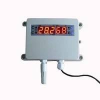 嘉智捷 485温湿度报警 HA2120ATH-03 电脑联网 485通讯温湿度监控 智能 数字 工业 温度报警器 厂家直