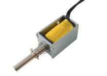 电磁铁HIO-0420S-6V6欧长杆小型门锁银行设备门控制横锁记事本玩具锁检测机密码锁