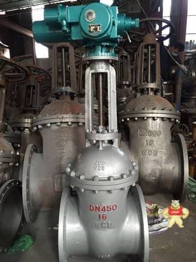 Z941H电动法兰闸阀 电动闸阀厂家 温州电动厂家 Z941H