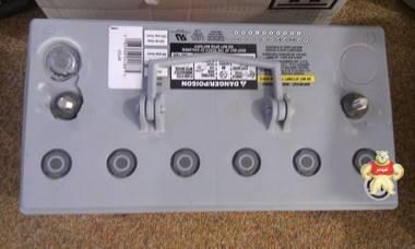 美国德克蓄电池8A27 12V92AH-DEKA 8A系列电池