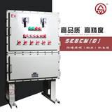 厂家直销 立式防爆变频器 防爆双变频操作柜