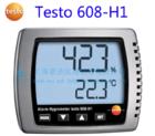 德国德图 TESTO 608-H1 温湿度计 家用高精度温湿度计 数显壁挂式
