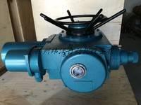 扬州电动不锈钢闸阀配套DZW20-18电动执行机构