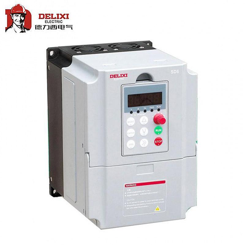 德力西电气通用变频器;SD6V5.5KW 380V通用型带制动单元 德力西电气通用变频器,德力西SD6V5.5KW 380V,德力西通用型带制动单元