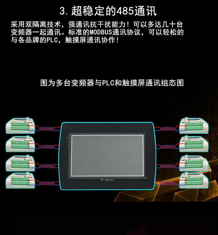 精驱变频器220V/380V 0.75-1.5-2.2-3.0-3.7-5.5KW矢量变频调速器 三相电机调速器380v,精驱变频器VFD-V,变频器 1.5kw 220v