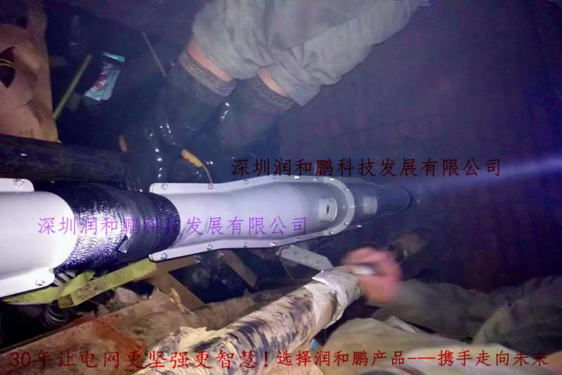 电缆防爆盒 华玛电力灌胶型HMFB-10KV/3*95 电缆中间防爆盒,电缆中间防爆盒,防爆盒,中间保护壳,防爆盒