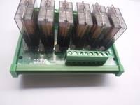 促销10套送1套220V6路粤之阳一开一闭继电器模组 220V继电器模组